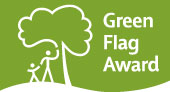 <p>Green Flag Award Logo </p>