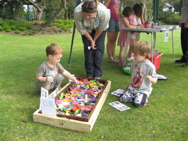 Barnhill Rock Garden Broughty Ferry Children 39 S Activities